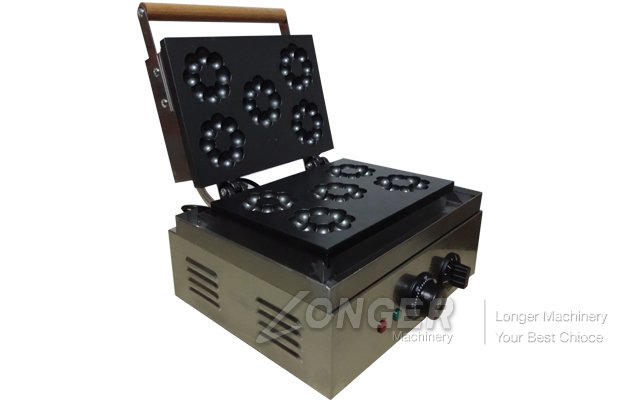 donuts making machine commercial as for this machine is 220v 50hz so if we want to use the 380v power we should be according to the wiring diagram in the manual