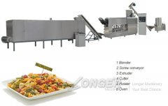 350 per/h Macaroni Production L