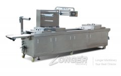 Automatic Vacuum Packing Machi